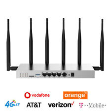 WG3526 4G LTE Wireless Router With MC7455 Chips Suit For All Country 4G Modem