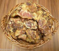 5 Kg SCHWEINEOHRMUSCHELN  Kauartikel wie Dörrfleisch Rinderohren Pansen Ziemer