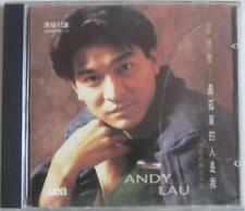 Andy Lau 刘德华 1994 New Melody Records Chinese CD XWY-316