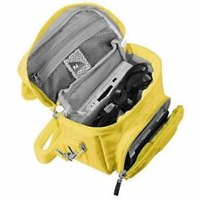 Nintendo DS Bag Travel Carry Case For DS 2DS 3DS DSi XL in Yellow by Orzly