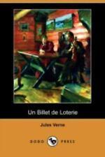 Un Billet de Loterie by Jules Verne (2008, Paperback)
