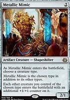 MTG - Metallic Mimic - Aether Revolt - Rare - NM