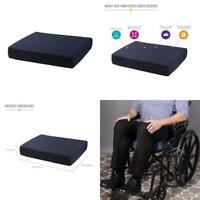 "Gel Seat Cushion Pad For Wheelchair Skin Protection E 3 Protector 16"" X 16"" X 3"