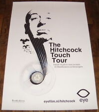 THE   HITCHCOCK   TOUCH   TOUR      film    poster.