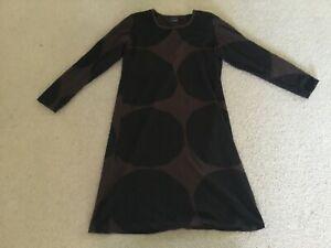 Marimekko Mika Pirainen dress. Size L/14 UK. Lovely !,