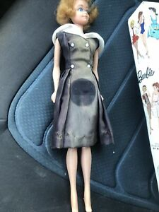 Vintage Midge Barbies Best Friend In Original Outfit And Box No 850