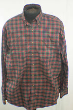 Men's Brooks Brothers Non-Iron Shirt Size sz L Large Long Sleeve Button Front