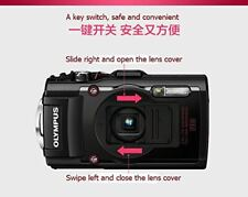 Lens Cap for OLYMPUS Tough TG1/TG2/TG3/TG4/TG5/TG6 Front Lens Cover Good Quality