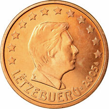 [#701746] Luxemburg, 5 Euro Cent, 2005, UNC-, Copper Plated Steel, KM:77