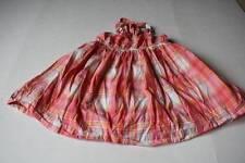 Janie & Jack Girls Boutique Sundress 2 2t EUC Pink Orange Green White Halter
