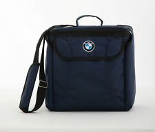BMW COOLER BAG BLUE Insulated and Waterproof 80232148743