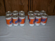 Lot Of 2 Vintage 1970s Billy Beer 6-Pack Cans Unopened Tabs Plastic Ring Empty