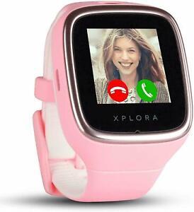 New XPLORA 3S Waterproof Smart Watch Phone for children SIM Free Calls, Messages