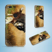 BORDER COLLIE DOG 7 HARD CASE COVER FOR GOOGLE PIXEL/XL/2/2 XL