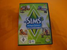 Die Sims 3: Design-Garten-Accessoires (PC/Mac, 2011, DVD-Box)