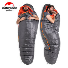 Naturehike Ultralight Outdoor Camping Sleeping Bags Goose Down Thickening Winter