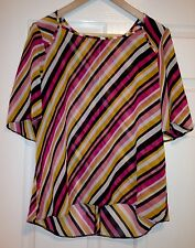 Sheer Top, Size 14, Worn Once