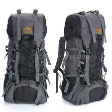 Water-resistant Professional Mountaineering 55L Large Volume Outdoor Backpack