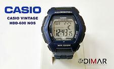 VINTAGE CASIO HDD-600 (SIN CAJA DE ORIGEN)