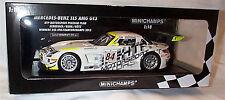 Mercedes Benz SLS AMG GT3 HTP Motorsport Winners 24hr Spa 2013 1-18 New in Box