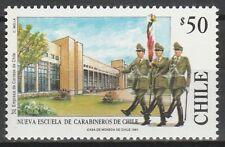 Chile 1991 Scott # 962 New Carabineros School MNH
