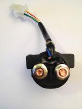HONDA  35850-xx-xxx, STARTER MAGNETIC SWITCH NEW modular lock tab dual spade