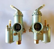 Carburatori K-37  Set of two Carburetors  K-37 Sidecar M-72