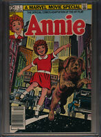 CGC 7.5 ONLY GRADED Annie 1 Comic Movie Adaption Canadian Edition 2021896004