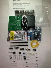 Nixie Clock Kit IN-12 (With tubes) with Arduino