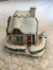 Lilliput Lane Cottage - Hollytree House 1992. No Deed - Preowned