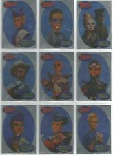 """Thunderbirds TV Series: """"Thunderbirds Are Go"""" Set of 15 Foil Chase Cards #F1-F15"""