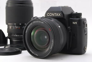 EXC+++++/ CONTAX N1 + Vario-Sonnar 24-85mm F3.5-4.5 + 70-300mm from Japan #1042