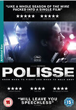 DVD:POLISSE - NEW Region 2 UK