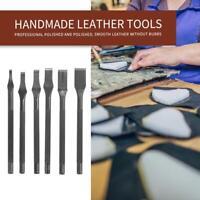 Lederhandwerk Stanzwerkzeug DIY handgemachte Diamant-Locher Stitching Kit