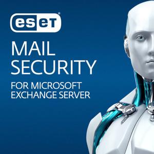 ESET Mail Security for Microsoft Exchange Server - Digital Delivery