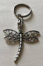Dragonfly Keyring Key Chain New In Gift Pouch Rivers Ponds