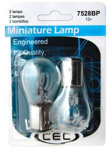 Tail Light Bulb-Sedan CEC Industries 7528BP