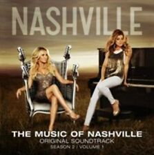 Nashville Cast - Music of Nashville Season 2, Volume 1 Original TV Soundtrack CD