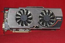 MSI Radeon HD 6970 2GB, 256 bits, Lightning R6970. PCI-Express x16 Graphics Card
