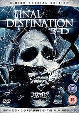The Final Destination 4 (DVD, 2009, 2-Disc Set)