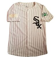 Chicago White Sox SGA Kids Club Jersey - Size Youth L Large - Baseball MLB AL