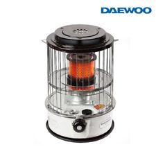DAEWOO Kerosene Camping Heater Carbon a wick DEH-K8000