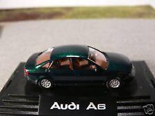 1/87 Wiking AUDI a6 verde scuro metallizzato