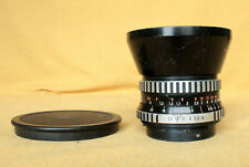 Flektogon 50/4 50mm Carl Zeiss Jena lens for Pentacon 6 Kiev 60 CLA zebra