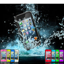 Unbranded/Generic Leather Waterproof Mobile Phone Cases, Covers & Skins for iPhone 5s