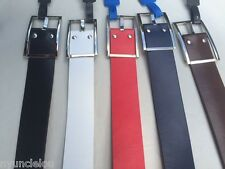 Extra Wide Women Belts  in Various Colors Black- Brown -Red White & Navy Blues !