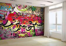 Graffiti Wall Urban Art Wallpaper Mural Photo 15654649 budget paper