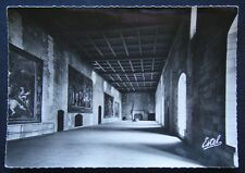Avignon The Popes Palace Hall of the Grand Entertainments Estel Postcard (P219)