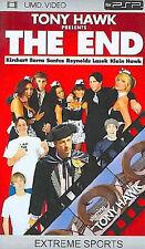 Tony Hawk : The End UMD Movie PSP Sony Playstation Portable Berra Santos