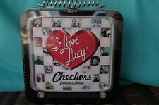 I Love Lucy Checkers Collector's Edition by Usaopoly New In Package, Free Ship!